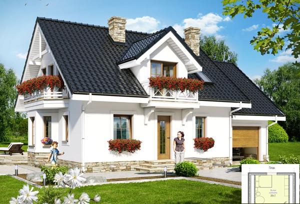 Как не ошибиться при выборе проекта готового дома