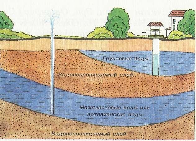 Как бороться с грунтовыми водами на участке / budmaydan.com