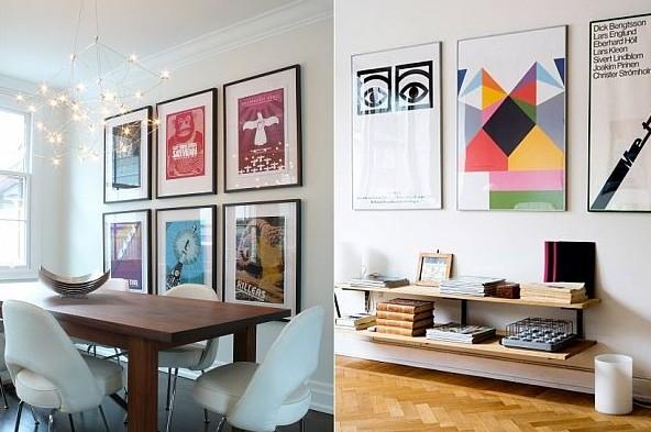 Постеры и картины для интерьера на стену в офис и дом