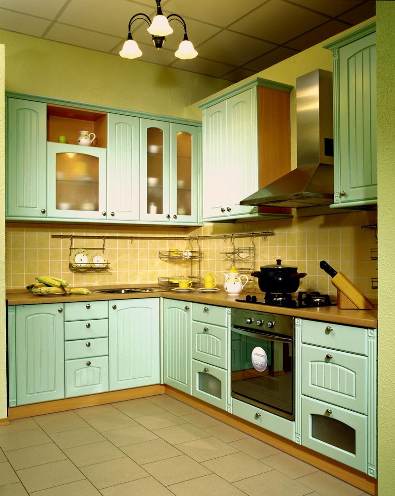 Интерьер кухни фото маленькой площади