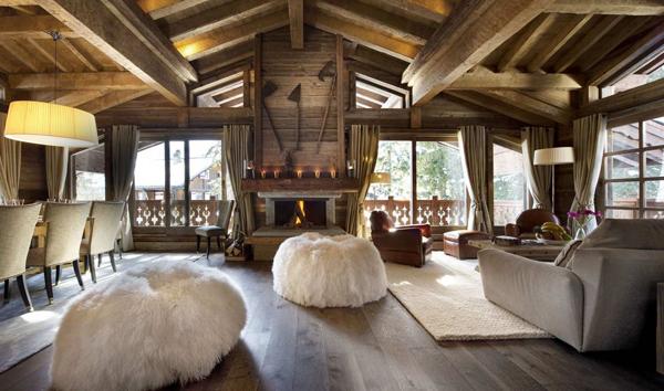 Дом в стиле шале – история и современность