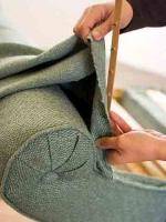 Ремонт мягкой мебели - сделай сам