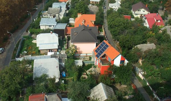 «Дом Солнца» – первый пассивный дом в Украине
