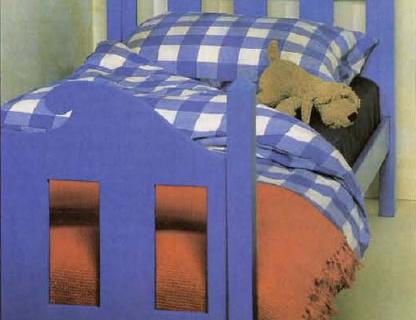 детская кроватка: сделаем сами