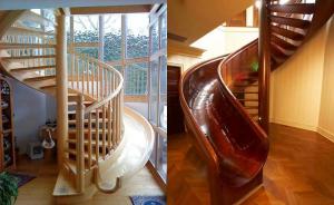 лестница горка