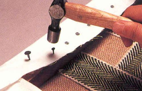 Ремонт мягкой мебели своими руками видео