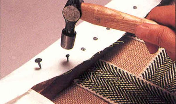 Ремонт мягкой мебели – сделай сам