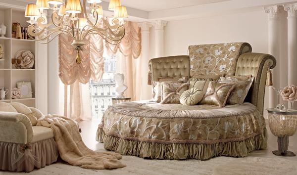 Интерьер спальни в классическом стиле: идеи для декора