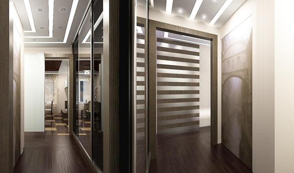 Интерьер коридора: 6 идей по обустройству