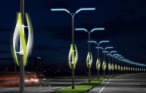 уличные светильники. фото