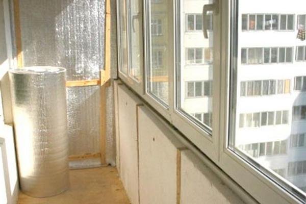 Утепление балкона. Как правильно утеплить балкон?