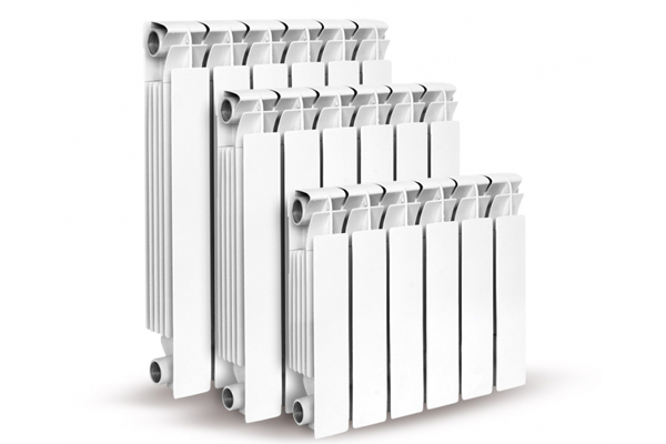 Алюминиевые радиаторы отопления для дома – характеристики