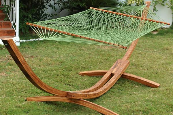Как сделать гамак своими руками: плетение гамака