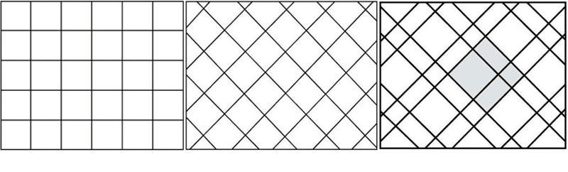 формы укладки квадратной плитки