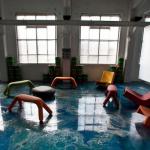 Наливные 3D полы: типы и особенности применения