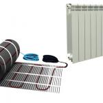 Теплый пол или радиаторы: что выбрать?