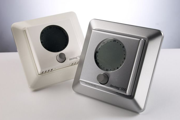 Как выбрать терморегулятор для теплого пола?