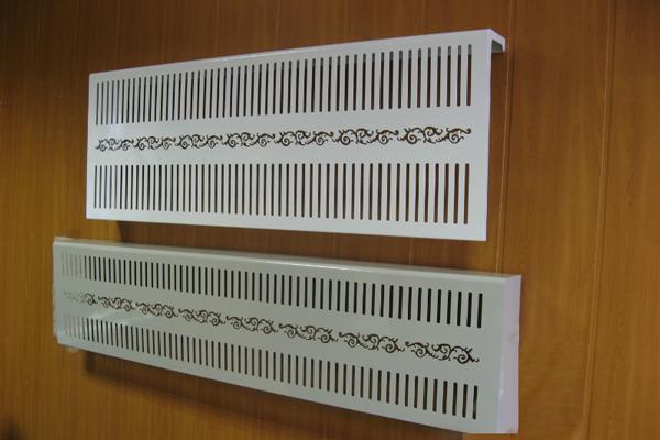 Решетки для радиаторов отопления