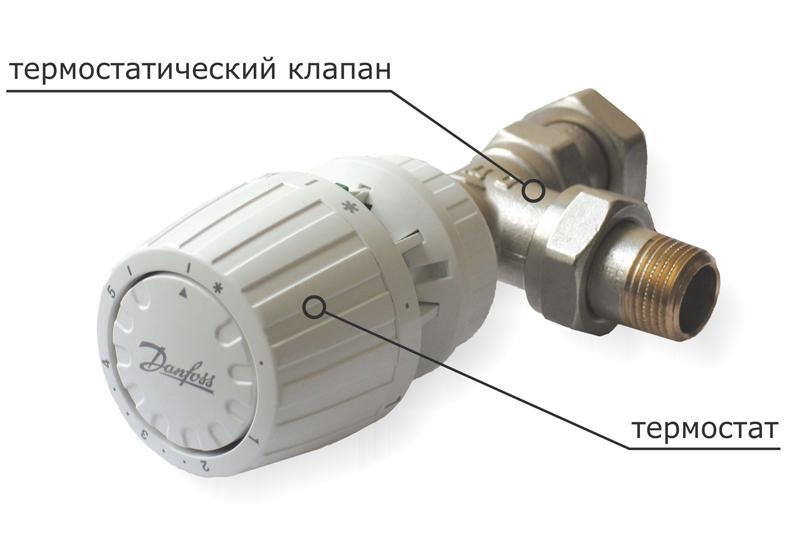 устройство терморегулятора