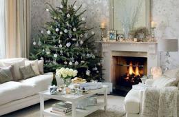 декорируем дом к зимним праздникам
