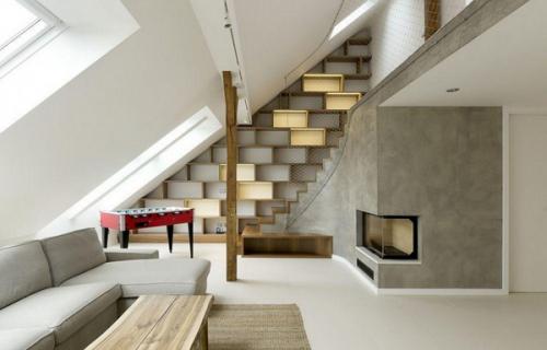 этаж под крышей: идеи для обустройства