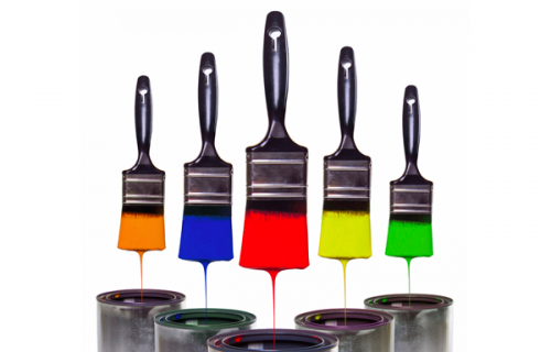 Выбираем краску для жилых помещений: водно-дисперсионная краска