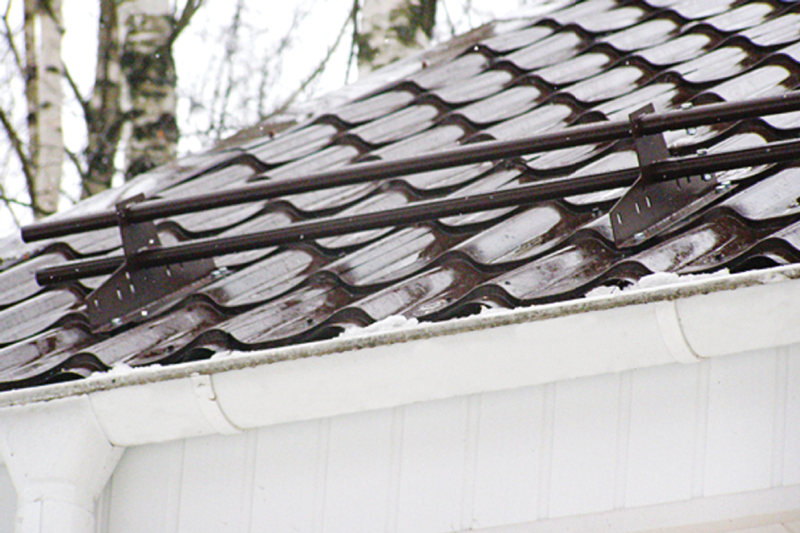 снегозадержатели для крыши