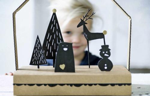 Идеи новогоднего декора. Как украсить дом к Новому году.